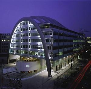 Открытие фирмы в Германии. Здание ТПП Берлин