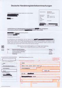 Регистрация фирм в Германии