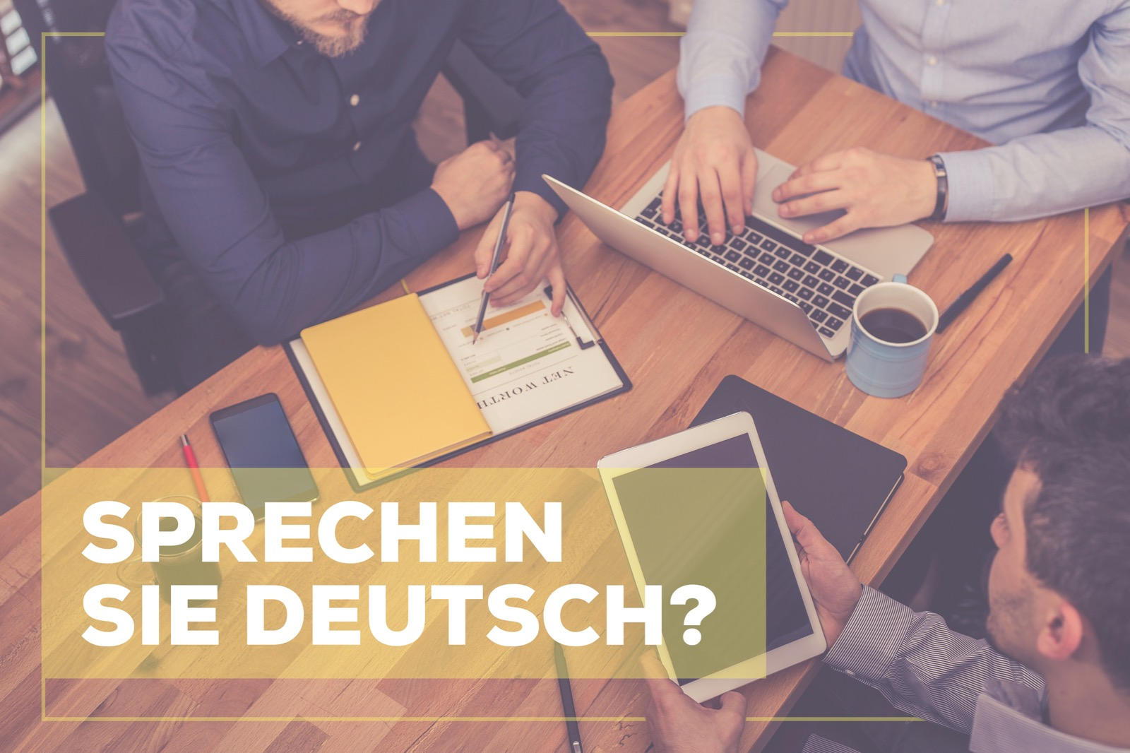 Изучение немецкого языка в Германии
