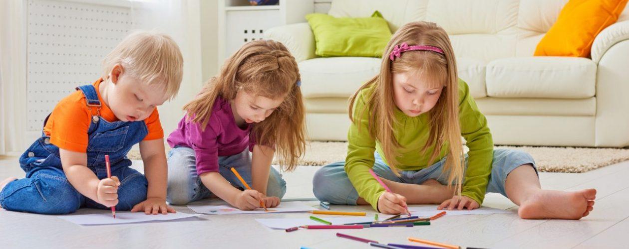 Детский сад в Германии как бизнес
