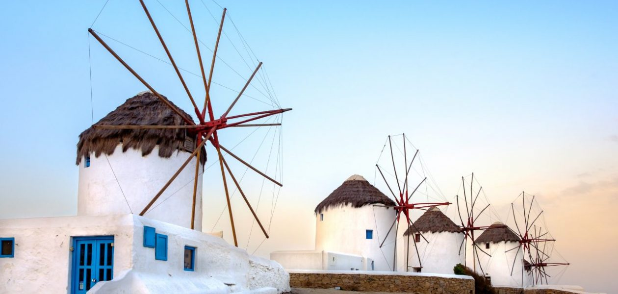 Греция – 16-ая страна проживания наших клиентов