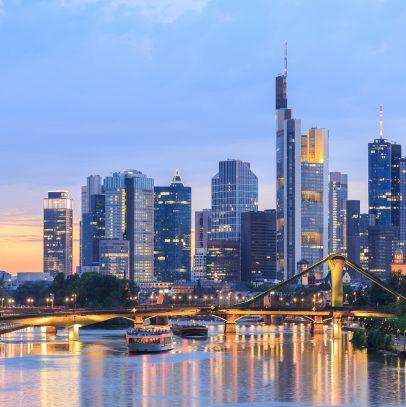 Франкфурт-на-Майне, Mantel-UG, IT-фирма