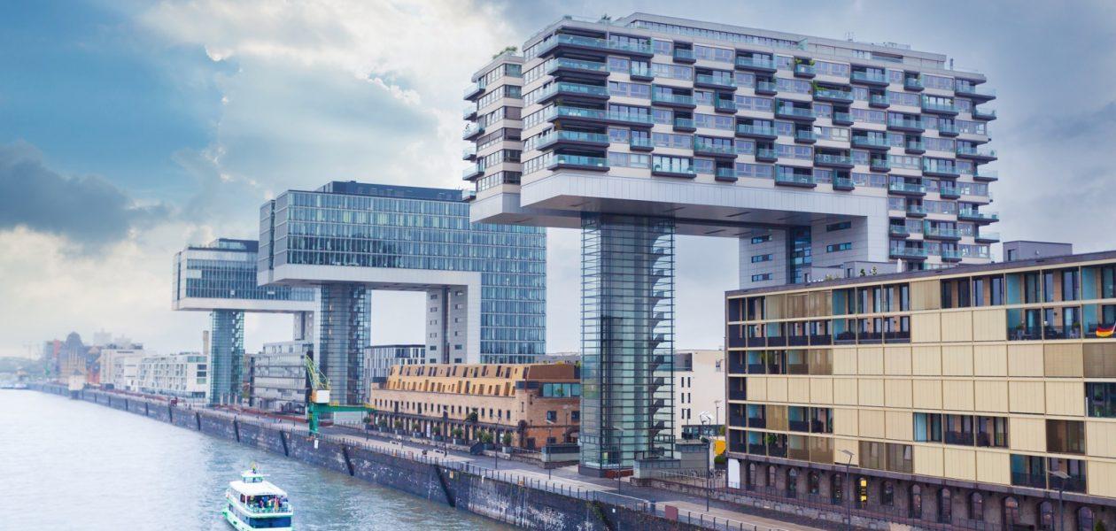 Затраты на аренду офиса в Германии в 2019/2020 году