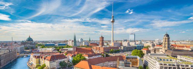 Берлин, Mantel-UG, кафе